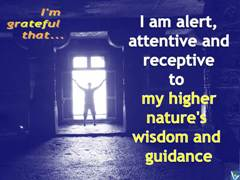 Positive Affirmations Higher Wisdom
