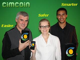 Cimcoin - breakthrough e-currency, e-enabler, e-certificate