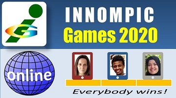 IG 2020 World Innompic Games online innovaton contests entrepreneurial creativity creation show
