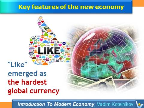 Jopkes about Social Networks, Facebook, Humor, 'Like' emerged as the hardest currency, Vadim Kotelnikov