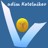 Vadim Kotelnikov personal logo description,meaning