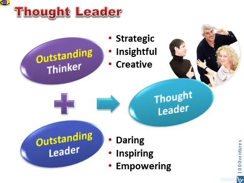 Thought Leader - Outstanding Thinker, Inspirational Leader, VadimKotelnikov