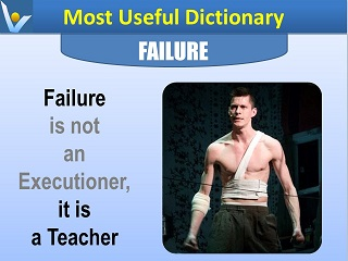 Failure is a Teacher, not an Executioner Most Useful Dictionary Vadim Kotelnikov Dennis
