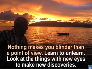 Vadim Kotelnikov quotes, new eyes, learn to unlearn, sunset, photogram