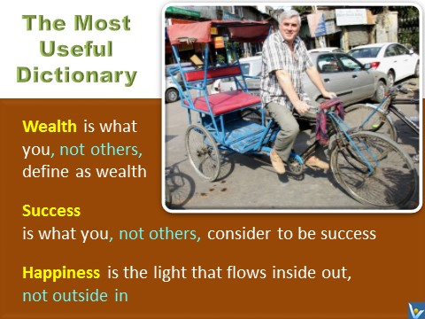 The Most Useful Dictionary: Wealth, Success, Happiness, Vadim Kotelnikov