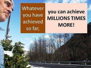 Vadim Kotelnikov achievement quotes Stretch yourself you can achieve millions times more