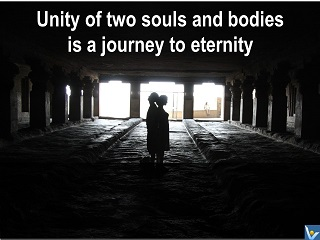 Best Love quotes Vadim Kotelnikov Unity of two souls and bodies is a journey to eternity